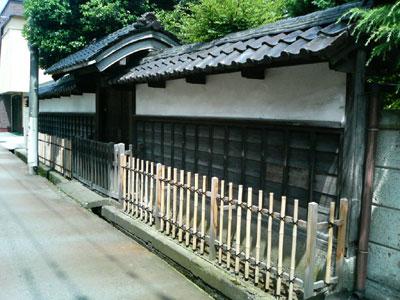 加賀藩 旧北陸道