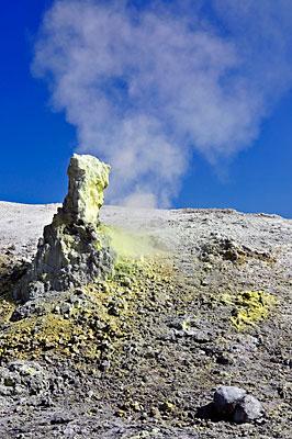 鍛冶屋地獄の硫黄の塔