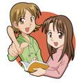 法子と朋美の親鸞会講座